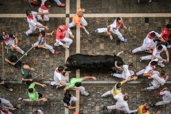 Pamplona Gezi Notları: San Fermin, Navarra veDahası